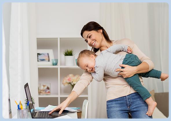 هل ستعودين اٟلى العمل بعد إجازة الولادة؟ هكذا تفعلين ذلك بصورة صحيحة